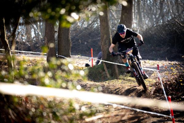 Will Brett-Atkin Enduro Racing