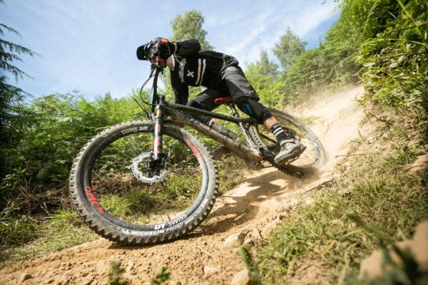 Will Brett-Atkin Penhurst Bike Park Hardtail