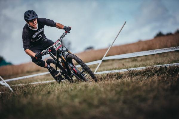 Will Brett-Atkin Mountain Biking